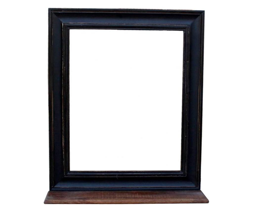 Oglinda - SIT Möbel, Negru imagine
