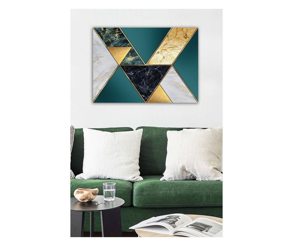 Tablou 50x70 cm - Bract, Multicolor vivre.ro