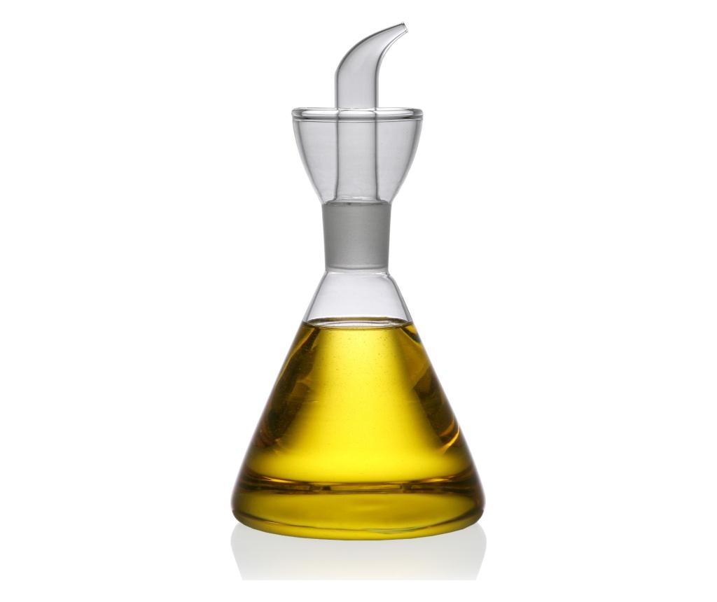Recipient pentru ulei - Versa, Alb