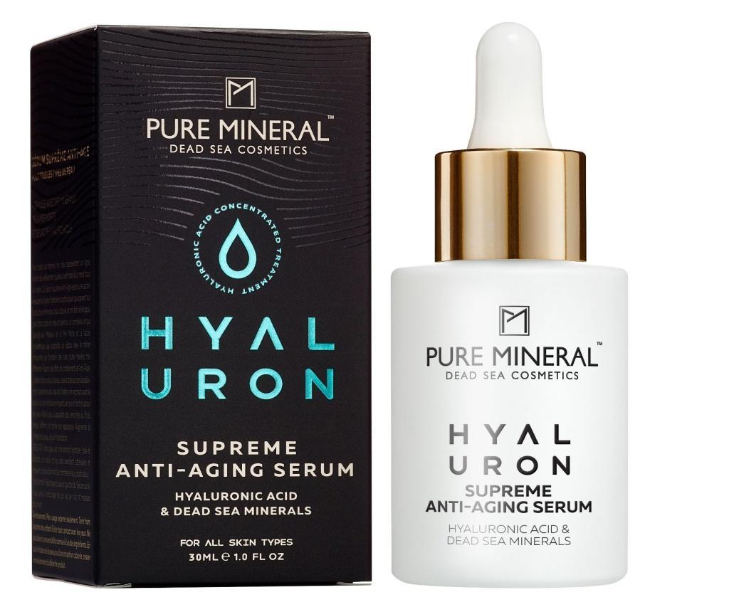 Ser anti-imbatranire pentru fata Hyaluron 30 ml