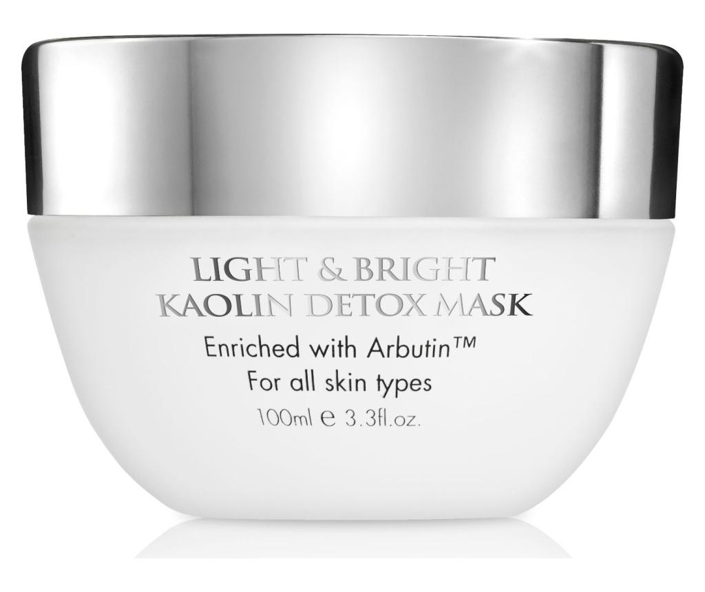 Masca de fata Light and Bright Kaolin 100 ml