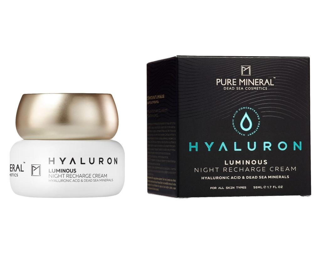 Crema de noapte regeneratoare Hyaluron 50 ml imagine