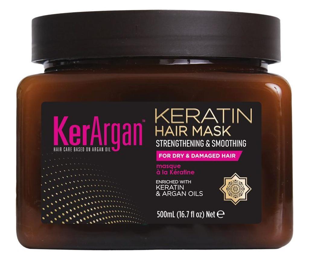 Masca de par Keratin 450 ml imagine