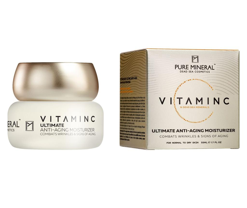 Crema hidratanta anti-imbatranire Ultimate 50 ml