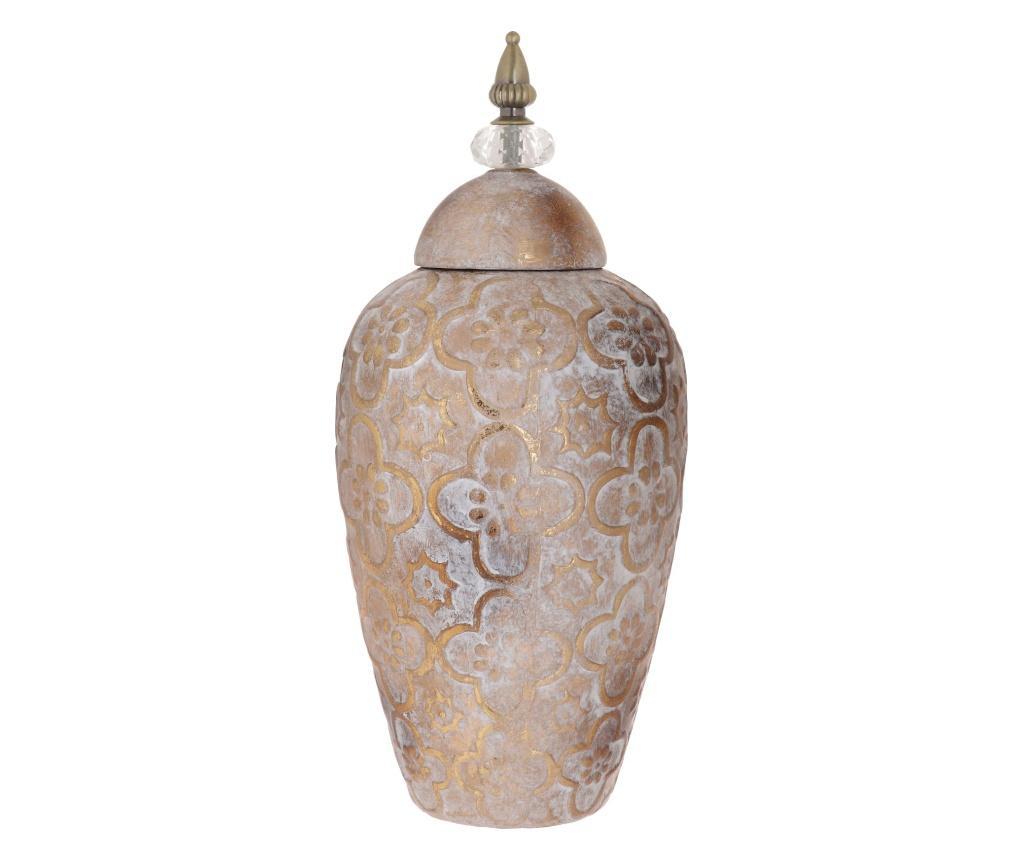 Vaza - inart, Galben & Auriu
