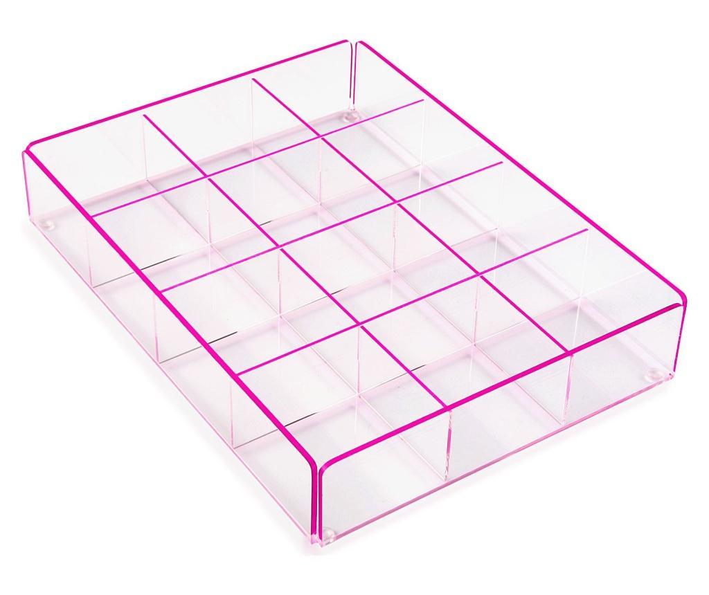 Cutie pentru bijuterii - Versa, Roz
