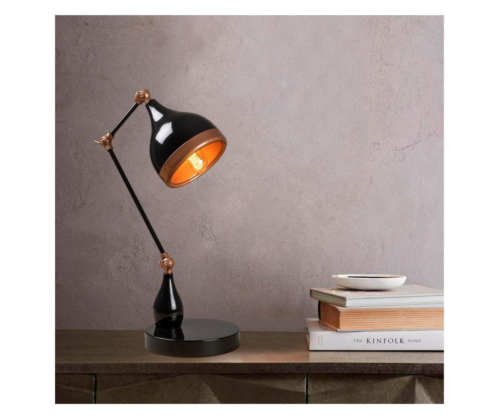 Lampa de masa - Opviq, Negru imagine