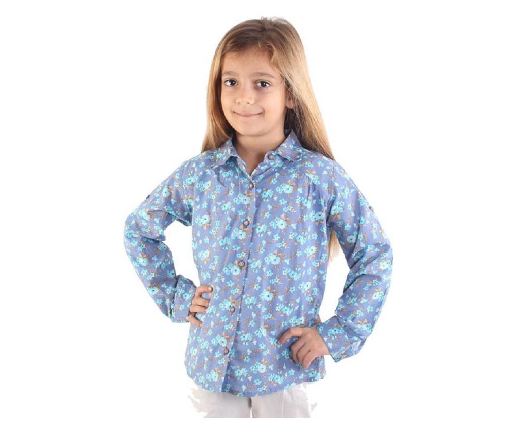 Camasa fete 9-10 years - Bani Kids imagine