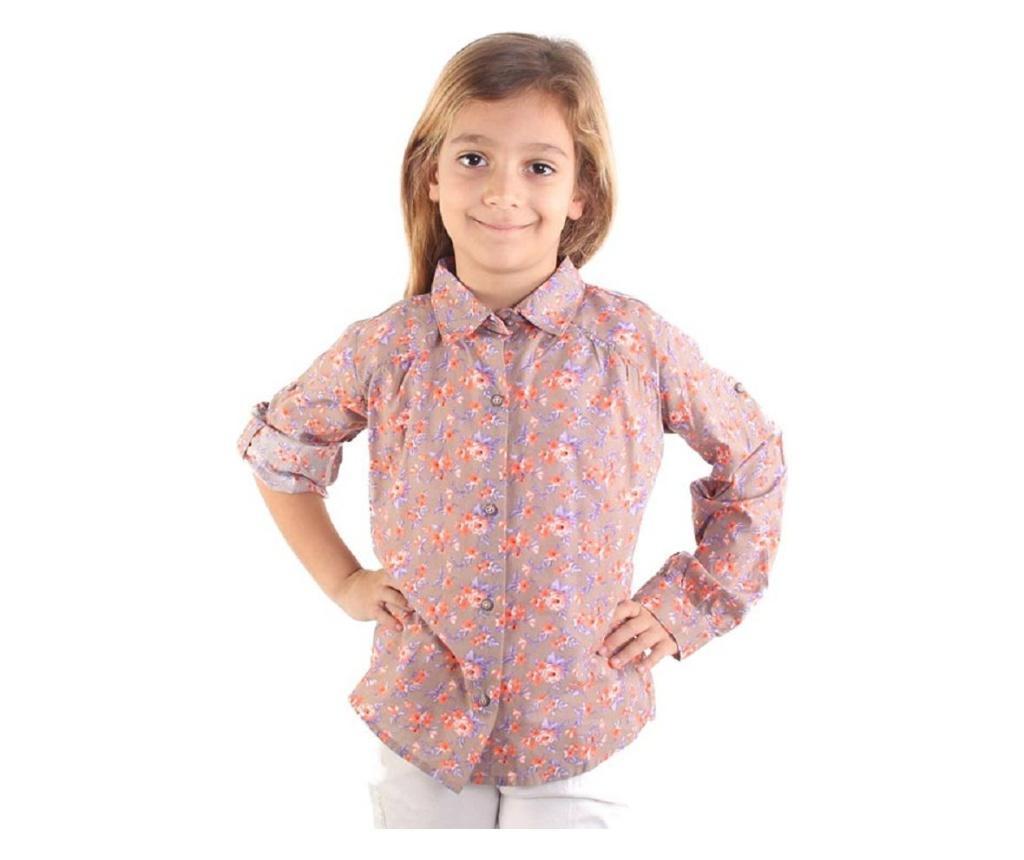 Camasa fete 5-6 years - Bani Kids imagine