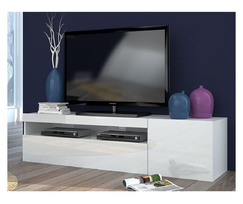 Comoda TV White - Casa dolce, Alb imagine