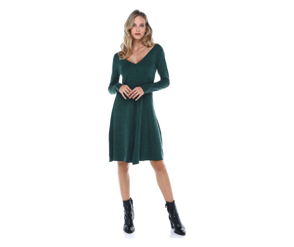 Rochie dama 40 - Quincey, Verde