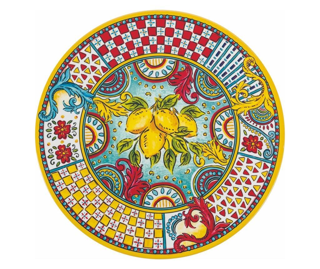 Farfurie pentru servire Antica Sicilia imagine