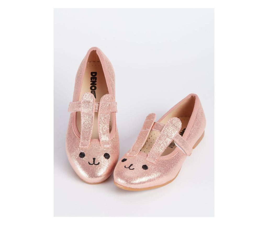 Balerini Bunny Pink Ballet 31 - Denokids, Multicolor