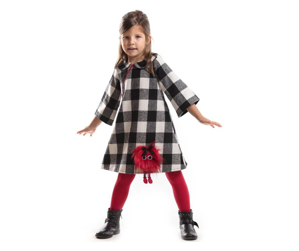 Rochie Pompom 6 years - Denokids poza