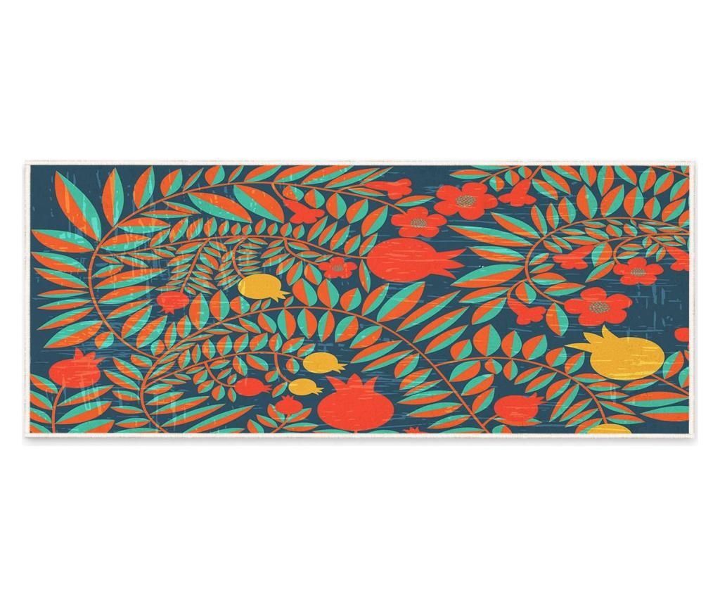 Covor de bucatarie 80x150 cm - Oyo Home, Multicolor vivre.ro