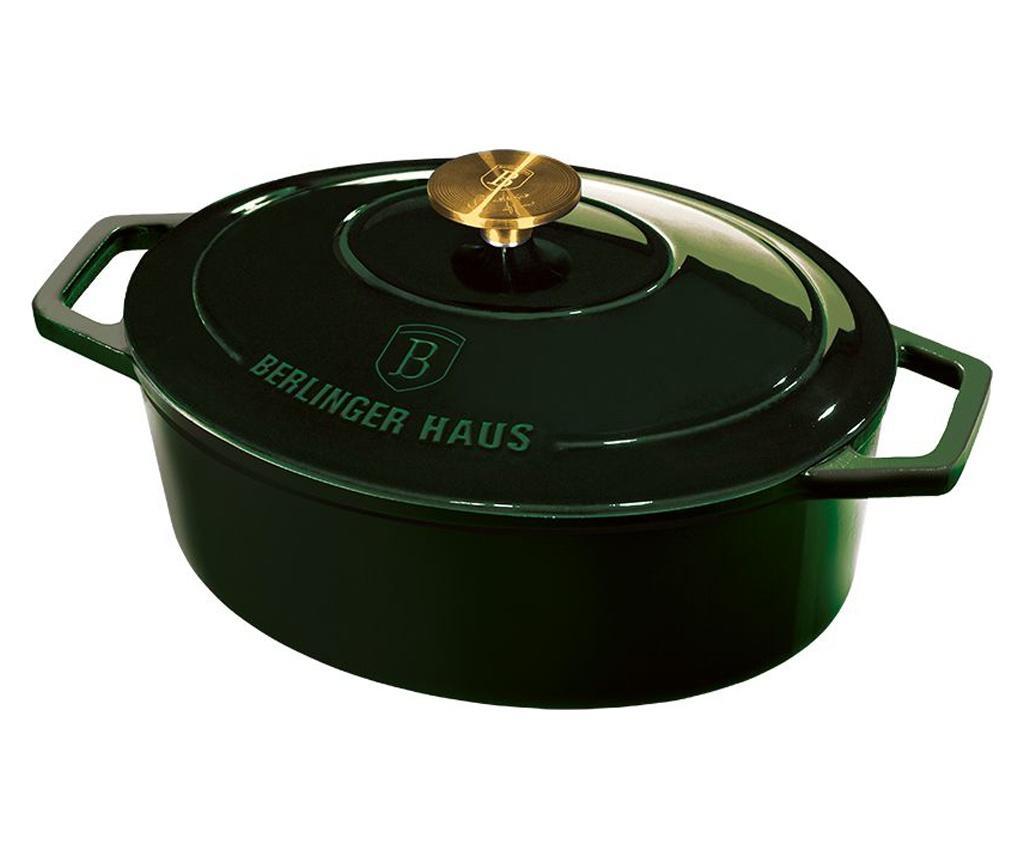 Oala cu capac Emerald - Berlinger Haus, Verde imagine