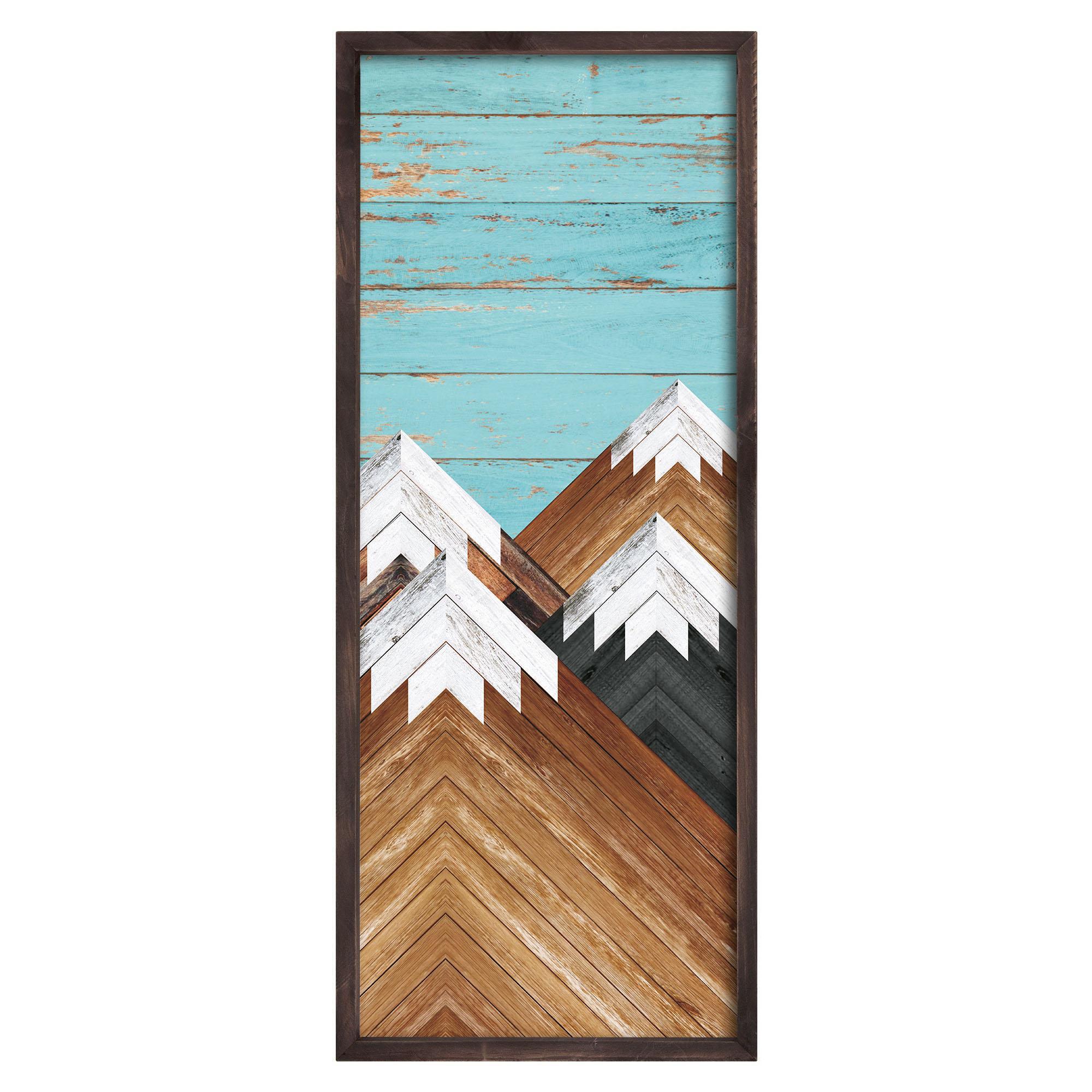 Tablou 40x120 cm - Oyo Concept, Multicolor imagine