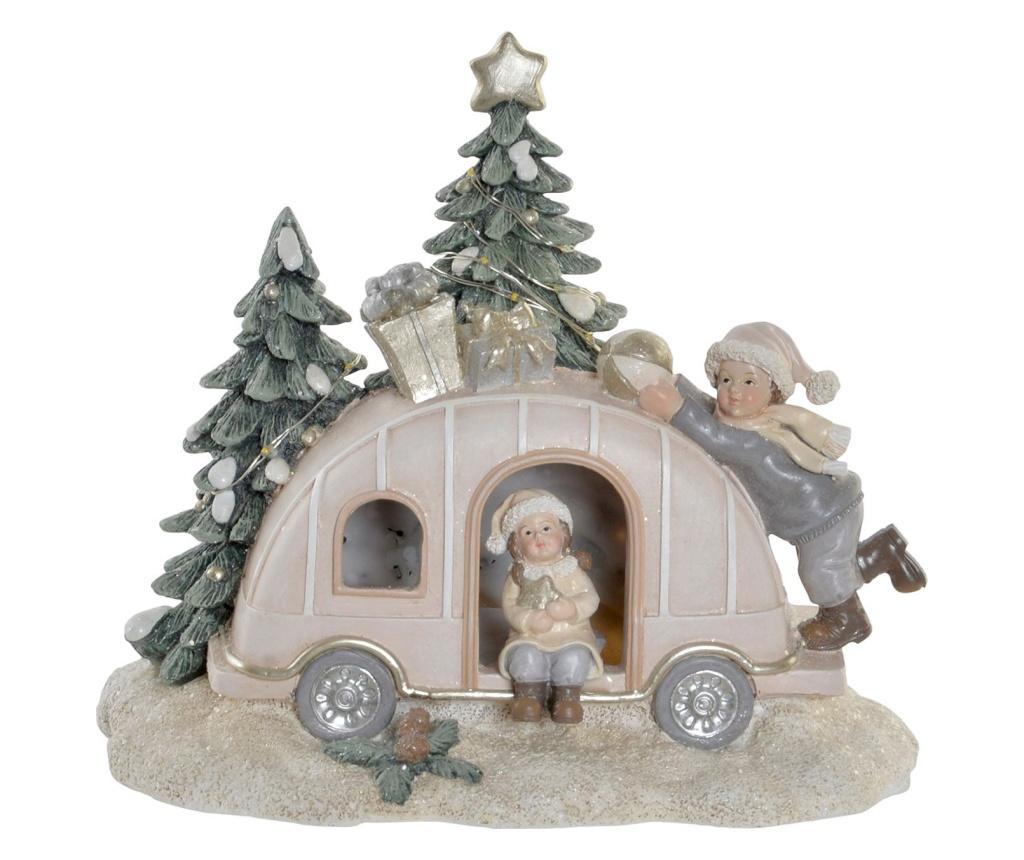Decoratiune luminoasa Christmas Modern imagine