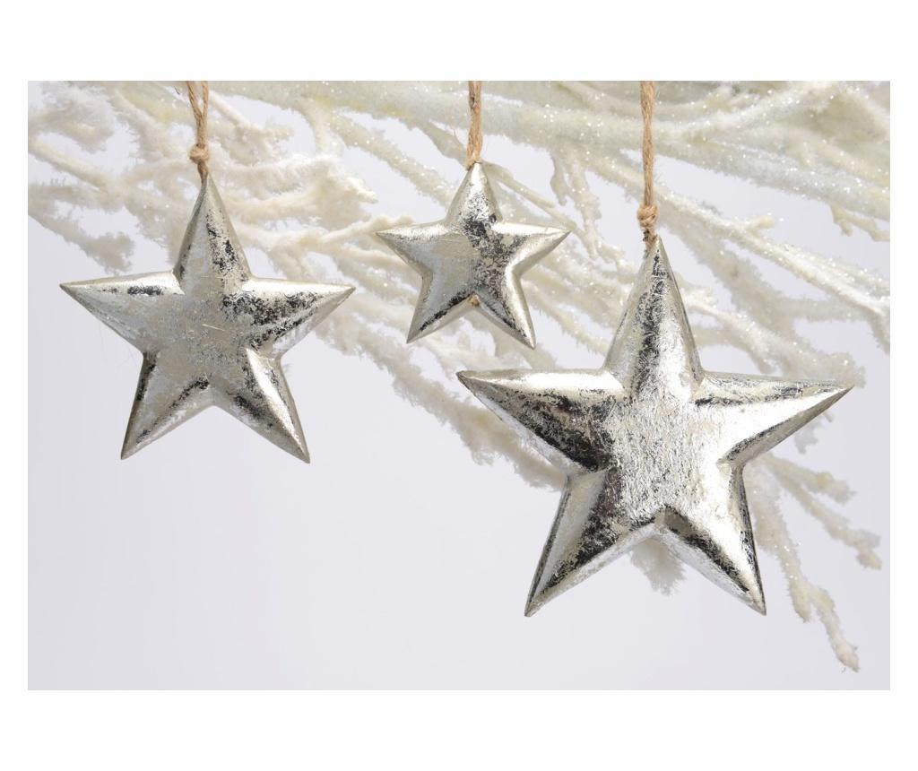 Set 3 decoratiuni suspendabile Christmas imagine