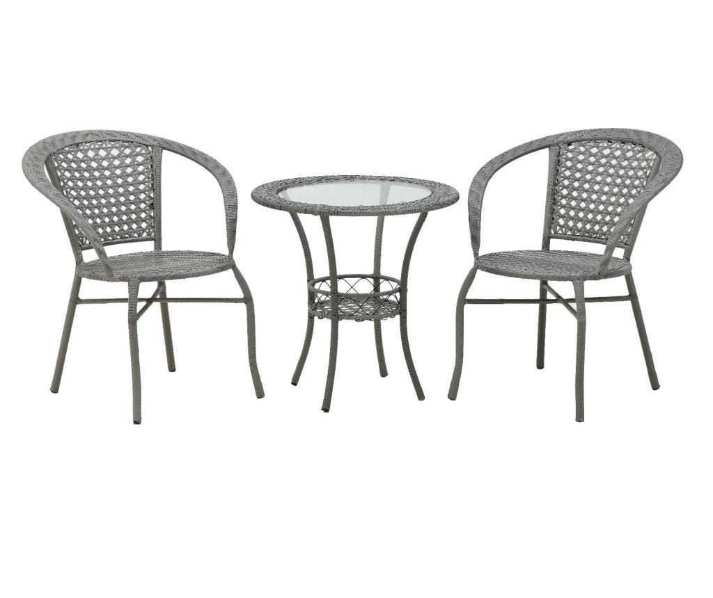 Set masa si 2 scaune imagine