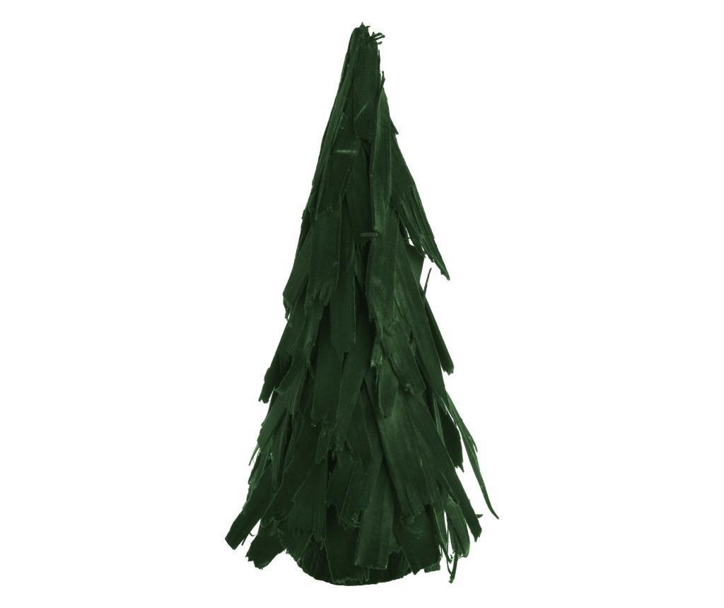 Decoratiune Velvet Green - inart, Verde de la inart