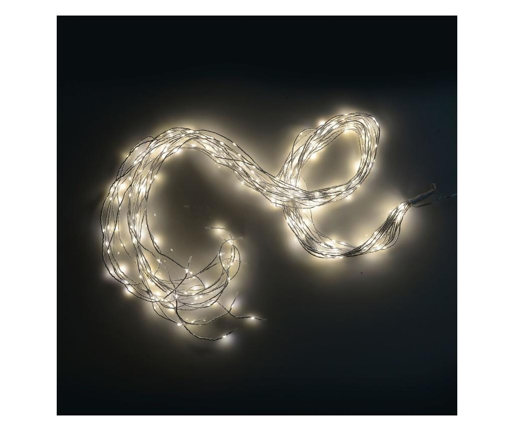 Ghirlanda luminoasa - inart, Alb