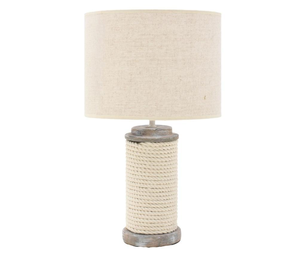 Lampa de masa - inart, Crem imagine