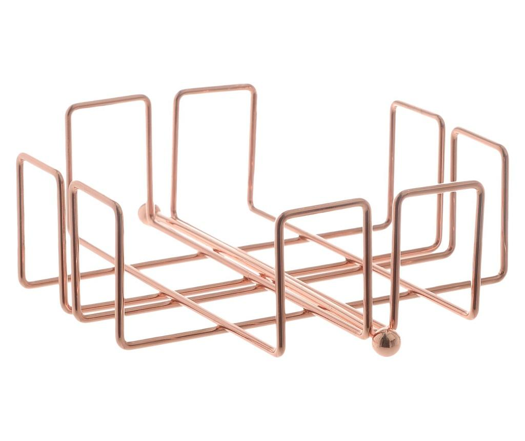 Suport pentru servetele - Click, Roz imagine