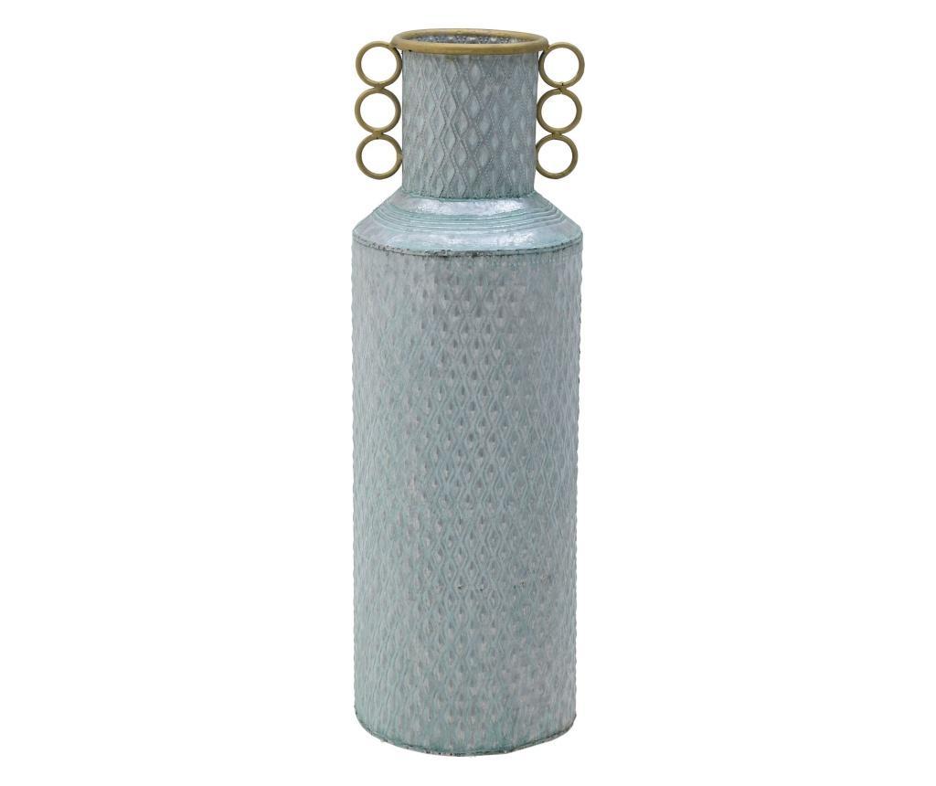 Vaza M - inart, Gri & Argintiu