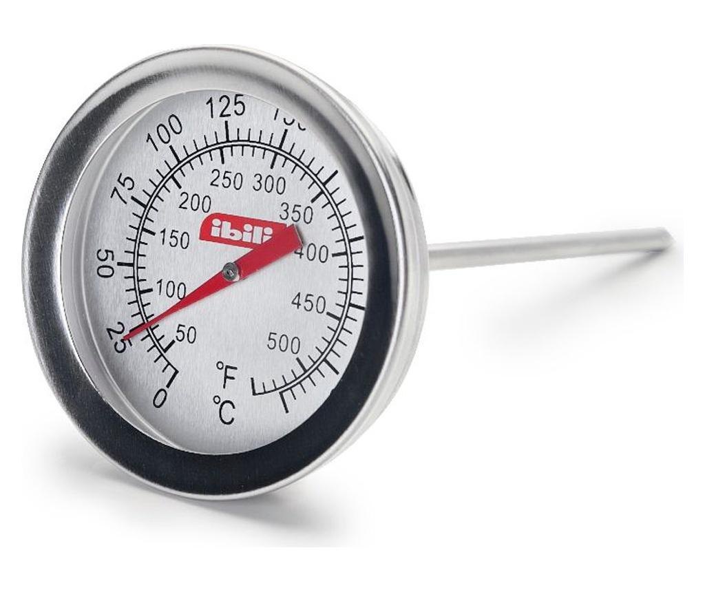 Termometru pentru alimente - ibili, Gri & Argintiu