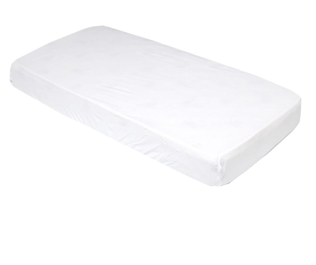 Protectie pentru saltea Tencel 180x200 cm - Cotesa, Alb imagine