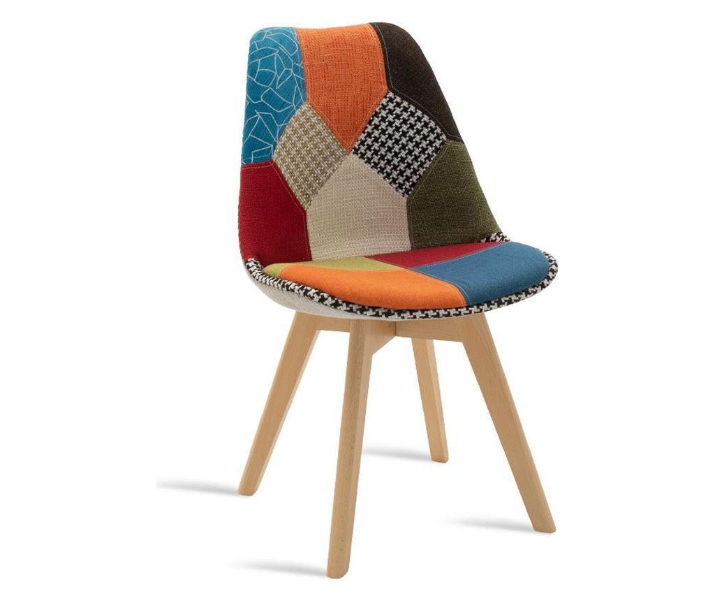Scaun Fabric Seat Gaston - PAKOWORLD, Maro poza noua