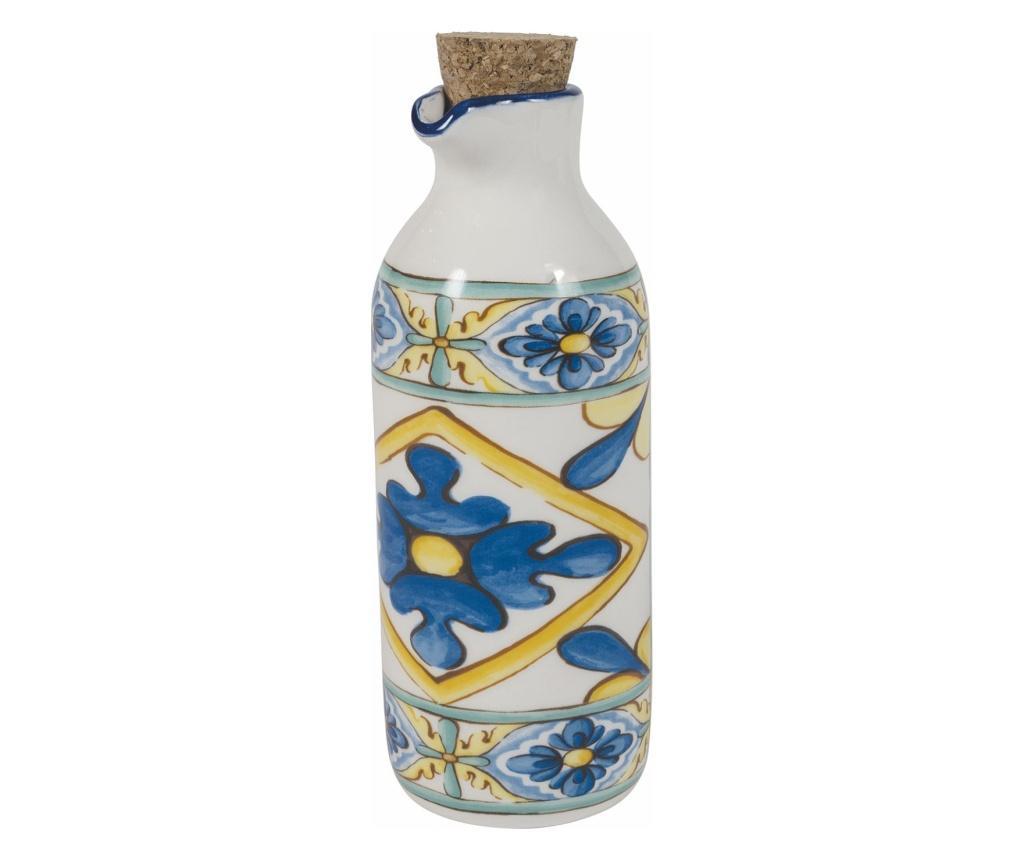 Recipient pentru ulei Costiera 290 ml - Villa D'Este, Albastru