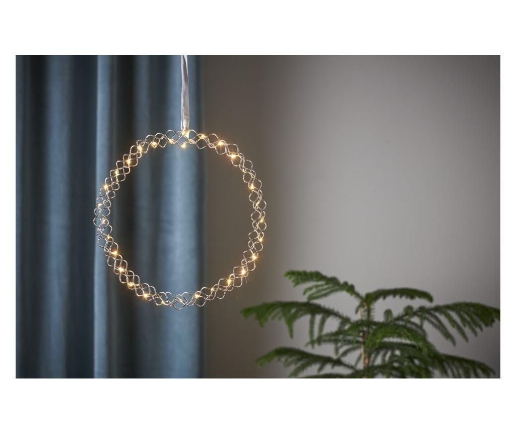 Decoratiune suspendabila cu LED Hoop - Best Season