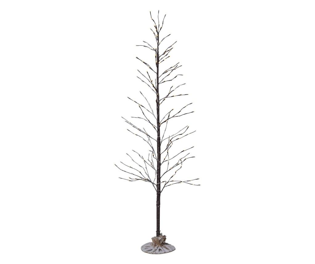 Decoratiune cu LED Tobby Tree - Best Season, Maro imagine