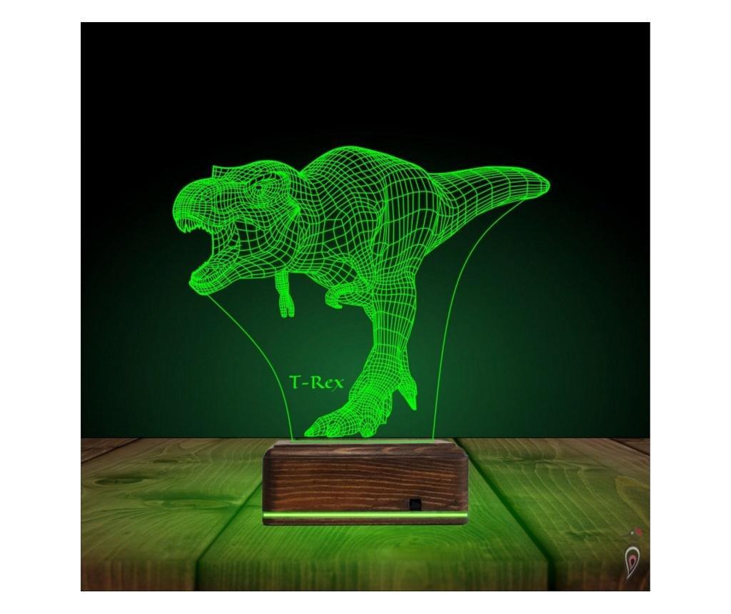 Lampa de masa 3D LED - USABURADA, Multicolor imagine