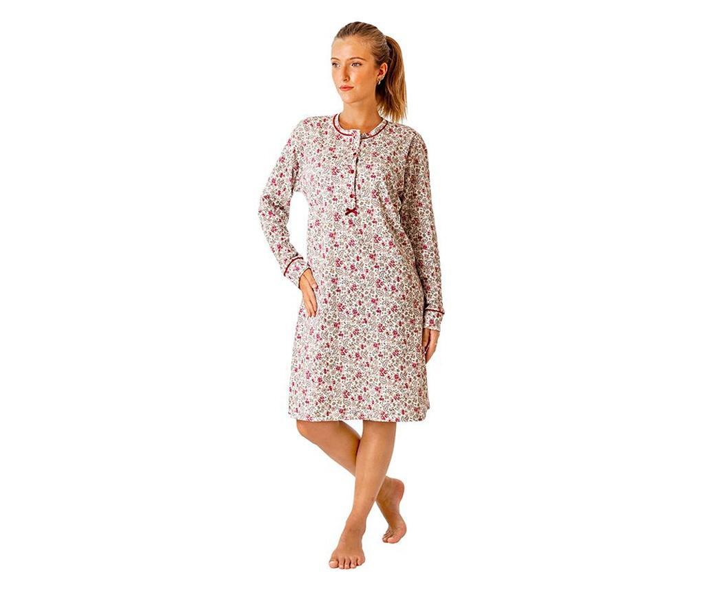 Camasa de noapte dama Camisón Cachemir XL - a.apunto, Multicolor imagine