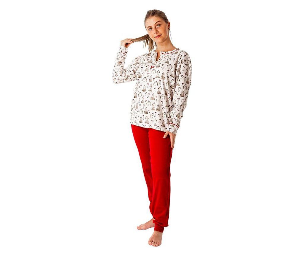 Pijama dama Bimba M - a.apunto, Multicolor