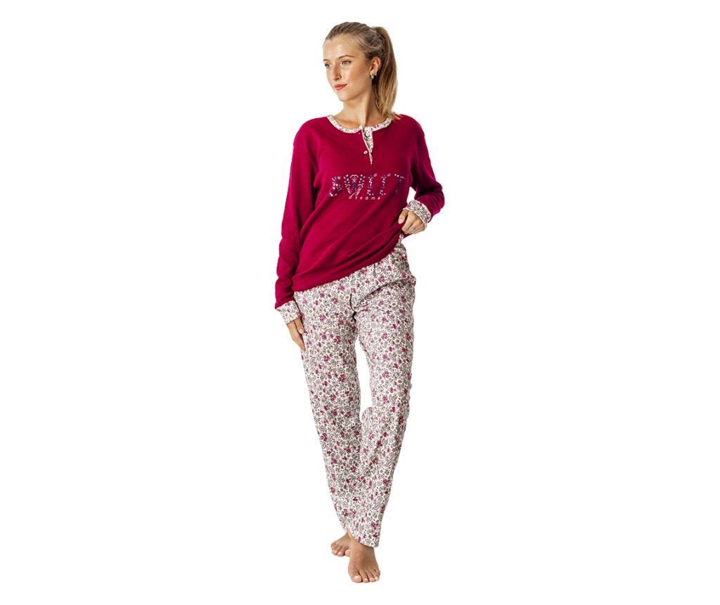 Pijama dama Sweet L - a.apunto, Multicolor poza
