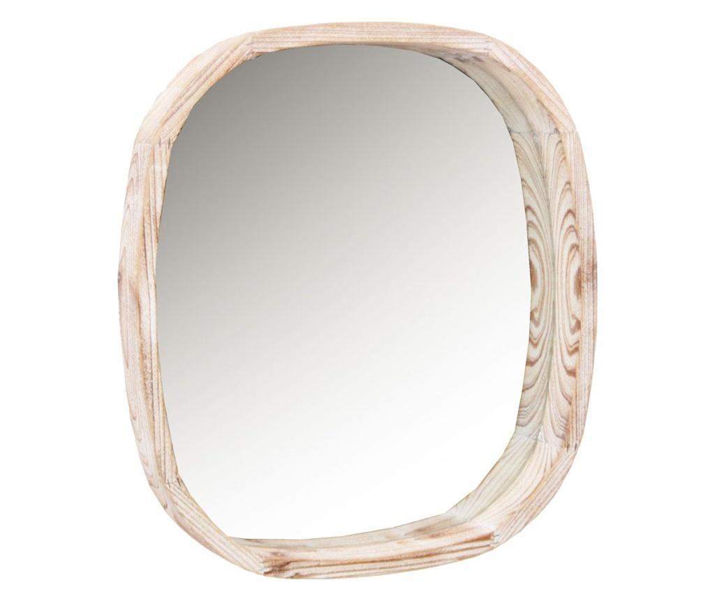 Oglinda de perete - Innovaliving, Crem imagine