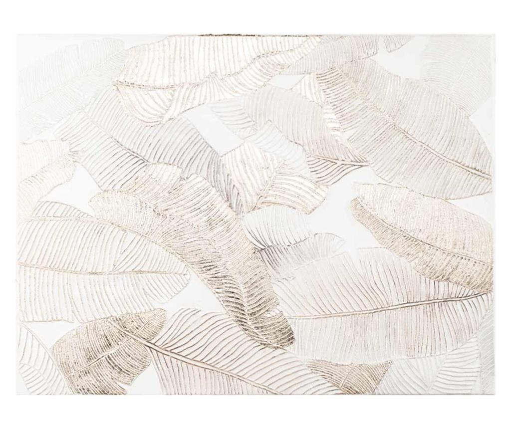 Tablou 90x120 cm - Innovaliving, Alb imagine