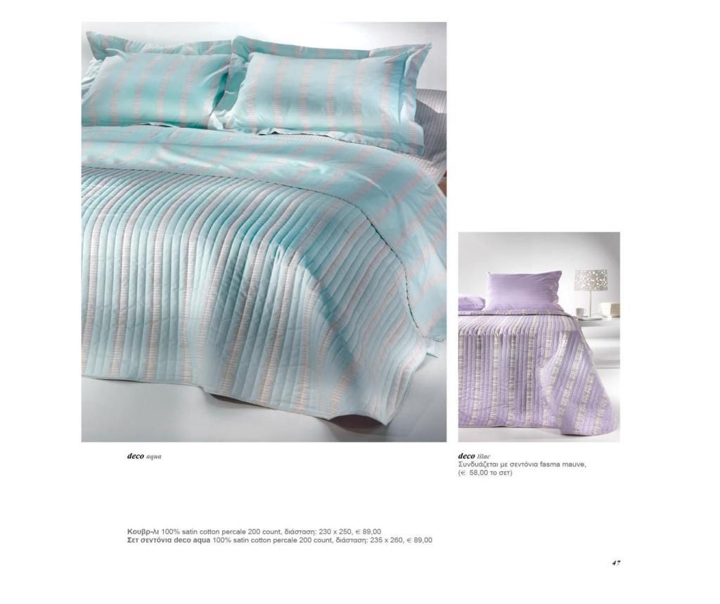 Cuvertura matlasata Guy Laroche home Collection 230×250 cm – Guy Laroche, Albastru