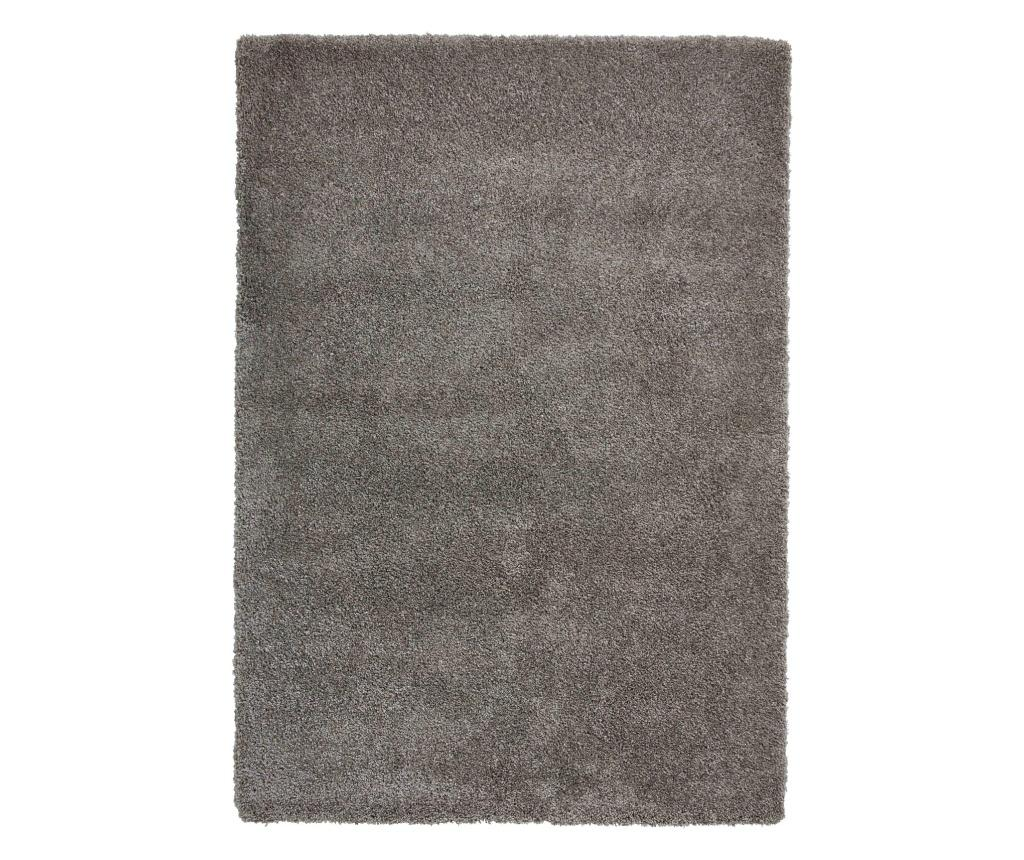 Covor Sierra 80x150 cm - Think Rugs, Gri & Argintiu imagine