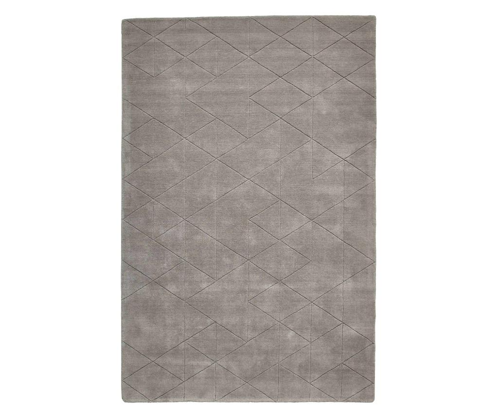 Covor Kasbah 120x170 cm - Think Rugs, Gri & Argintiu vivre.ro