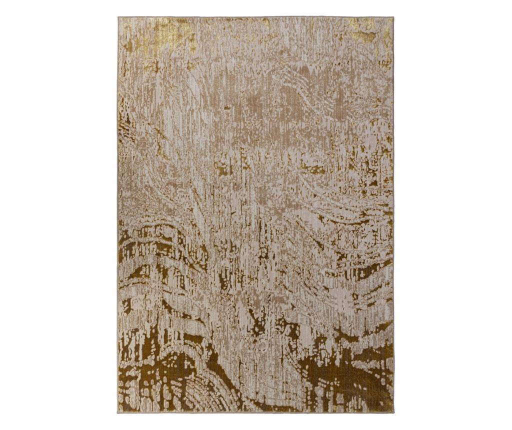 Covor 120x170 cm - Flair Rugs, Galben & Auriu