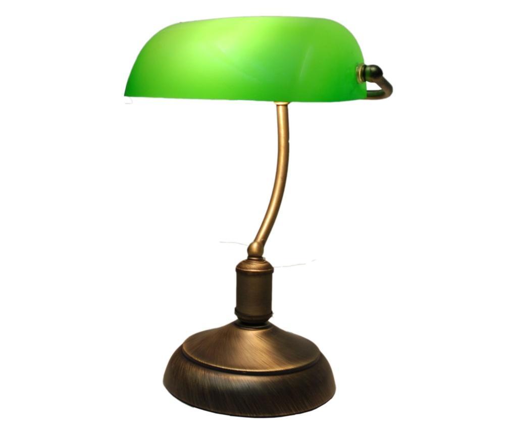 Lampa de masa Bank - Tiffan y Luz, Maro imagine