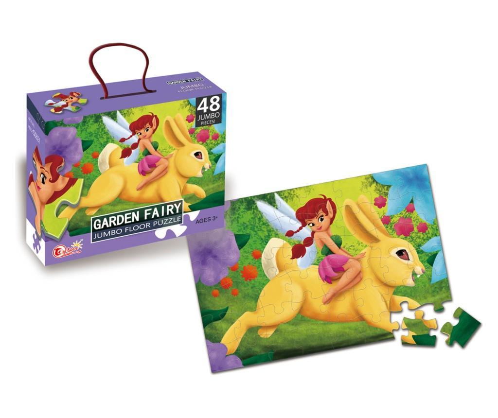Puzzle 48 piese - Juguetes BP, Multicolor poza