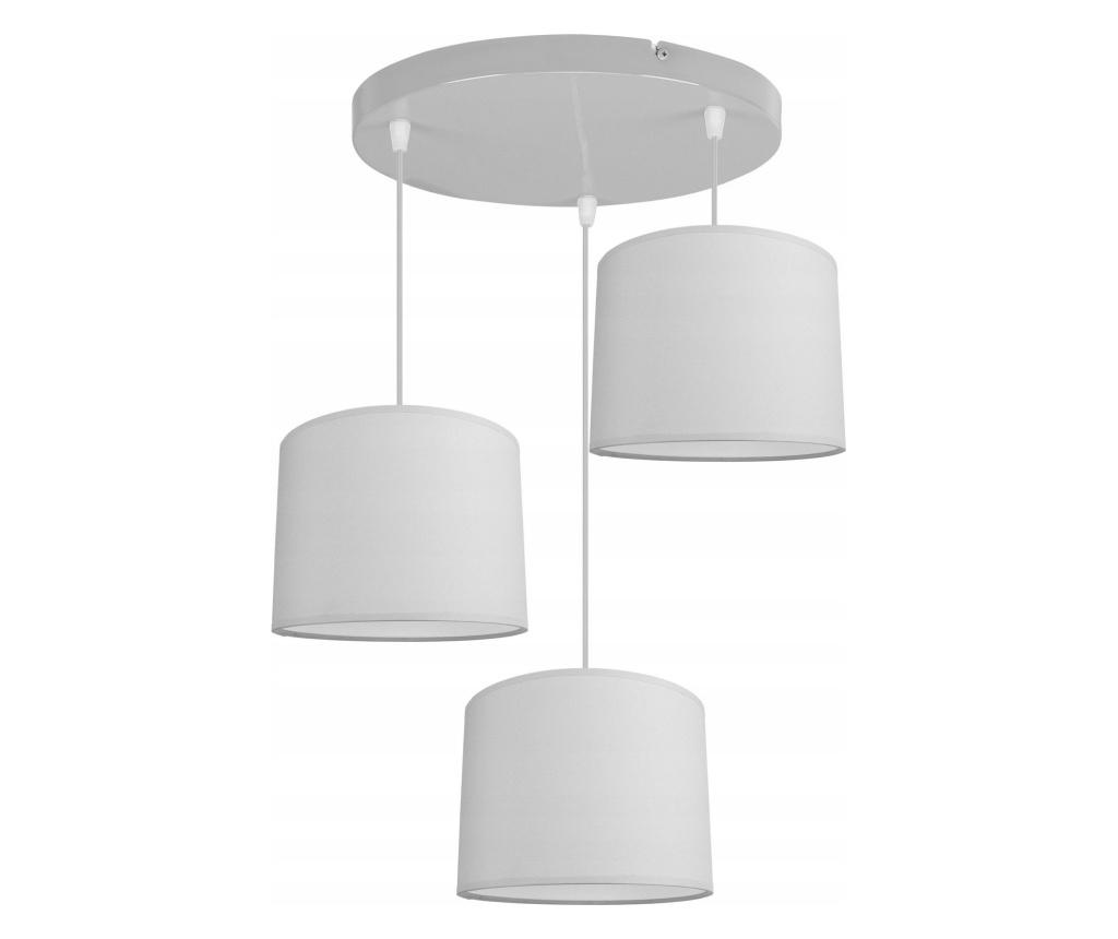 Lustra - Squid lighting, Alb vivre.ro
