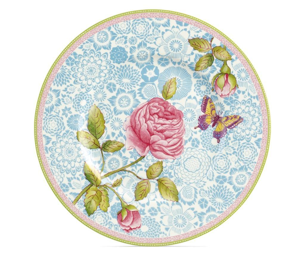 Set 6 farfurii pentru salata Rose Cottage - Villeroy & Boch, Multicolor