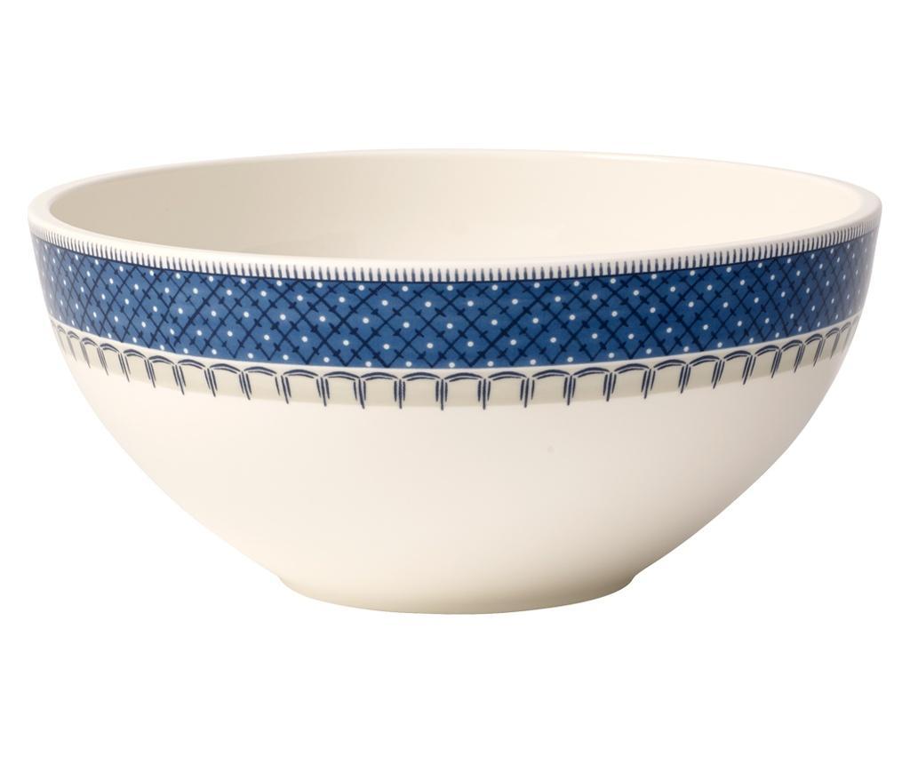 Bol pentru salata Casale Blu 3 L - Villeroy & Boch, Multicolor imagine